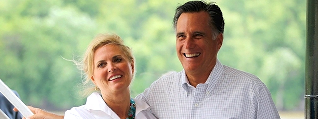 Mitt and Ann: A Compelling Portrait