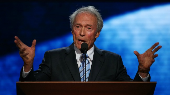 Clint Eastwood's Republican Convention Speech