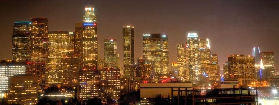 Los Angeles Nightfall