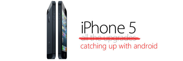 Exciting News! Apple to Release Technology Android Has Had for Two Years: iPhone 5