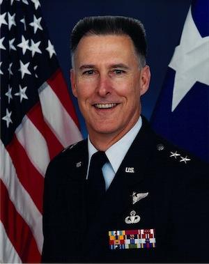 Maj Gen (Ret) USAF Lee Rodgers
