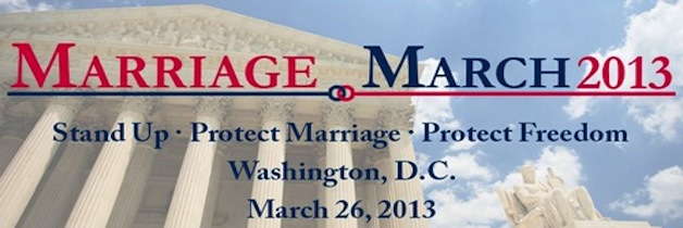 Marching for Marriage