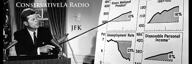 CLA Radio 11/22/13: JFK