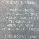 AZ WWII Memorial Paver - Perkins