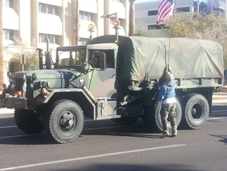 AZ WWII Memorial - Vehicles2