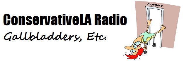 CLA Radio 02/07/14: Gallbladders, Etc.