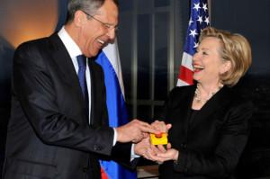 Hillary Rodham Clinton, Sergey Lavrov
