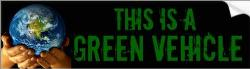 This is a Green Vehicle