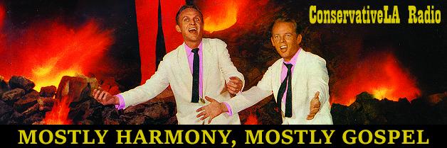CLA Radio 05/02/14: Mostly Harmony, Mostly Gospel