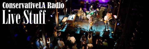 CLA Radio 06/13/14: Live Stuff