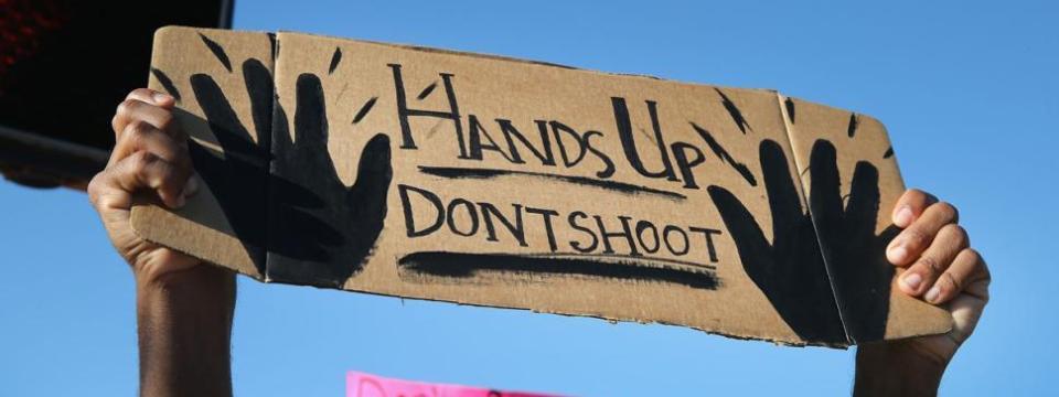 Stand Down, Ferguson