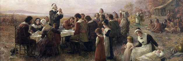 Politics at Thanksgiving? Are you mad?
