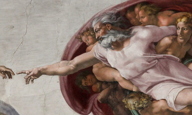 Through the Looking Glass of the Left: Is God Immoral?