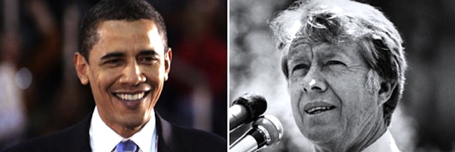 President Barack, Jimmy Carter, Obama