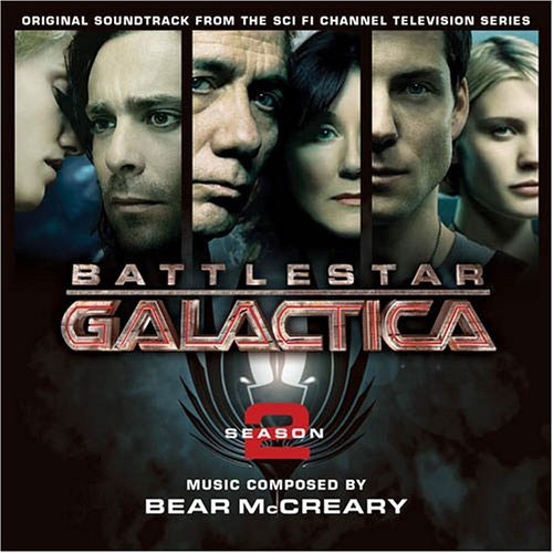 Recommended Music: BSG Season 2 Soundtrack