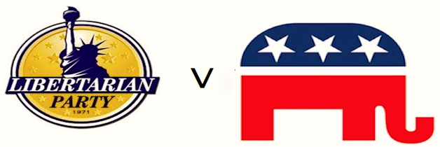 The Conservative-Libertarian Showdown