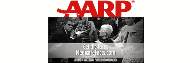 After last Wednesday's debate, AARP tries to distance itself from Obamacare.