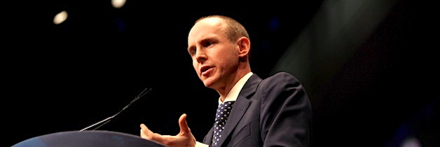 Daniel Hannan at Washington Policy Center's 2012 Annual Dinner