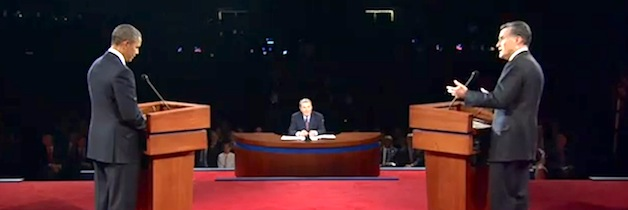The First 2012 U.S. Presidential Debate from Denver (Part 3)