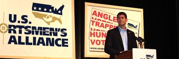 Paul Ryan speech at the U.S. Sportsmen's Alliance Banquet