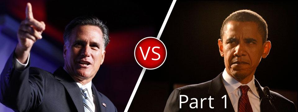 Hugh Hewitt's 100 Reasons to Vote Against President Obama / For Mitt Romney Part 1