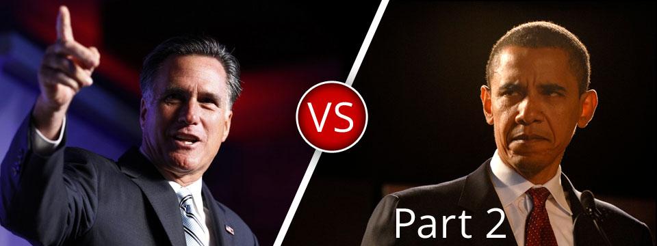 Hugh Hewitt's 100 Reasons to Vote Against President Obama / For Mitt Romney Part 2