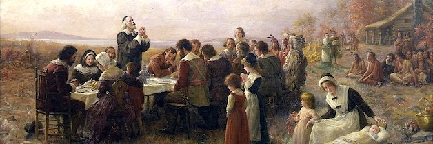 The Real Story of the First Thanksgiving