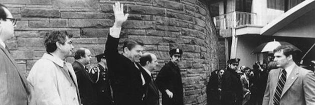 The Man Who Saved President Reagan's Life