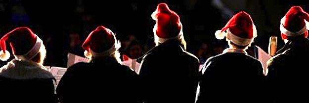 America: A Secret Santa Nation!