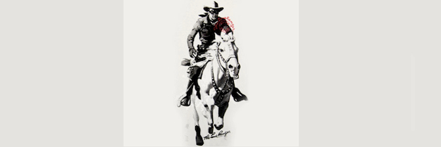 Clayton Moore: THE Lone Ranger