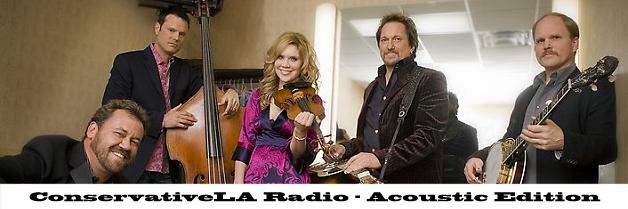 CLA Radio 10/25/13: Acoustic Music