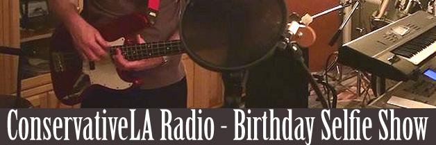 CLA Radio 01/03/14: Birthday Selfie Show