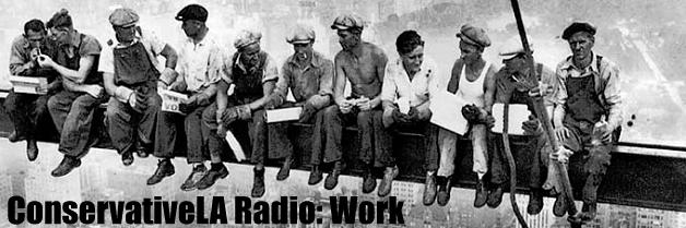 CLA Radio 02/21/14: Work