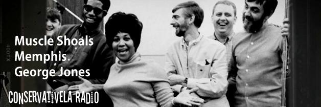CLA Radio 04/11/14: Muscle Shoals/Memphis/George Jones