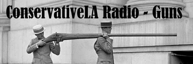 CLA Radio 05/23/14: Guns