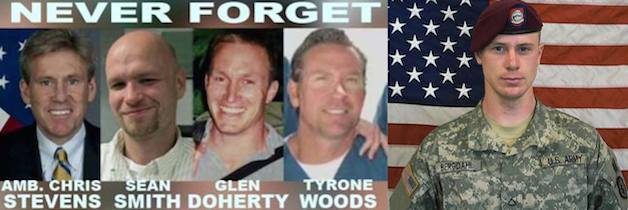 Why was Bergdahl more important to Obama then Benghazi?