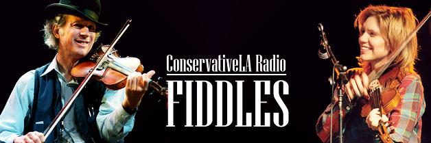 CLA Radio 09/05/14: Fiddles
