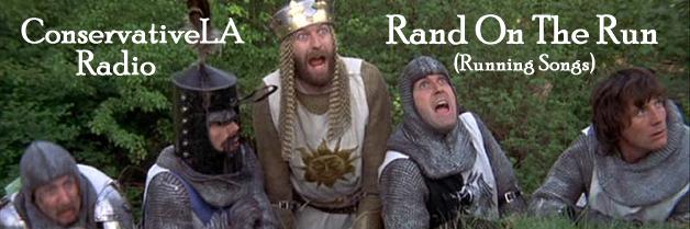 CLA Radio 04/17/15: Running Songs (Rand On The Run)